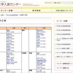 2014大学入試センター試験,解答