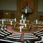 通常国会,国会議事堂